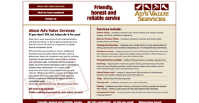Ad's Value Services