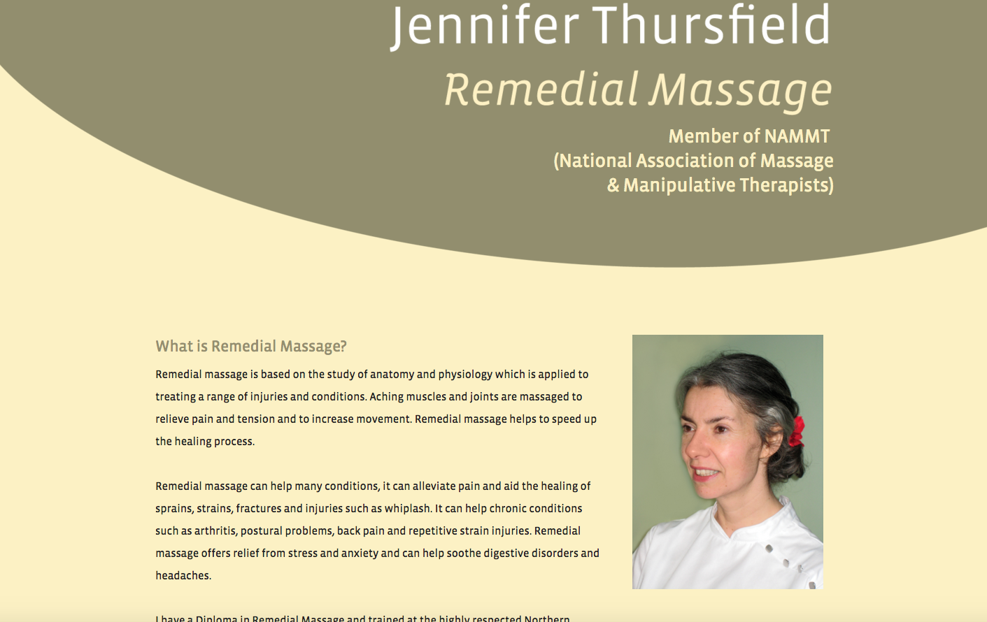 JT Remedial Massage