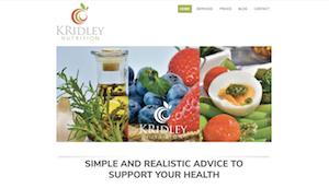 KRidley Nutrition